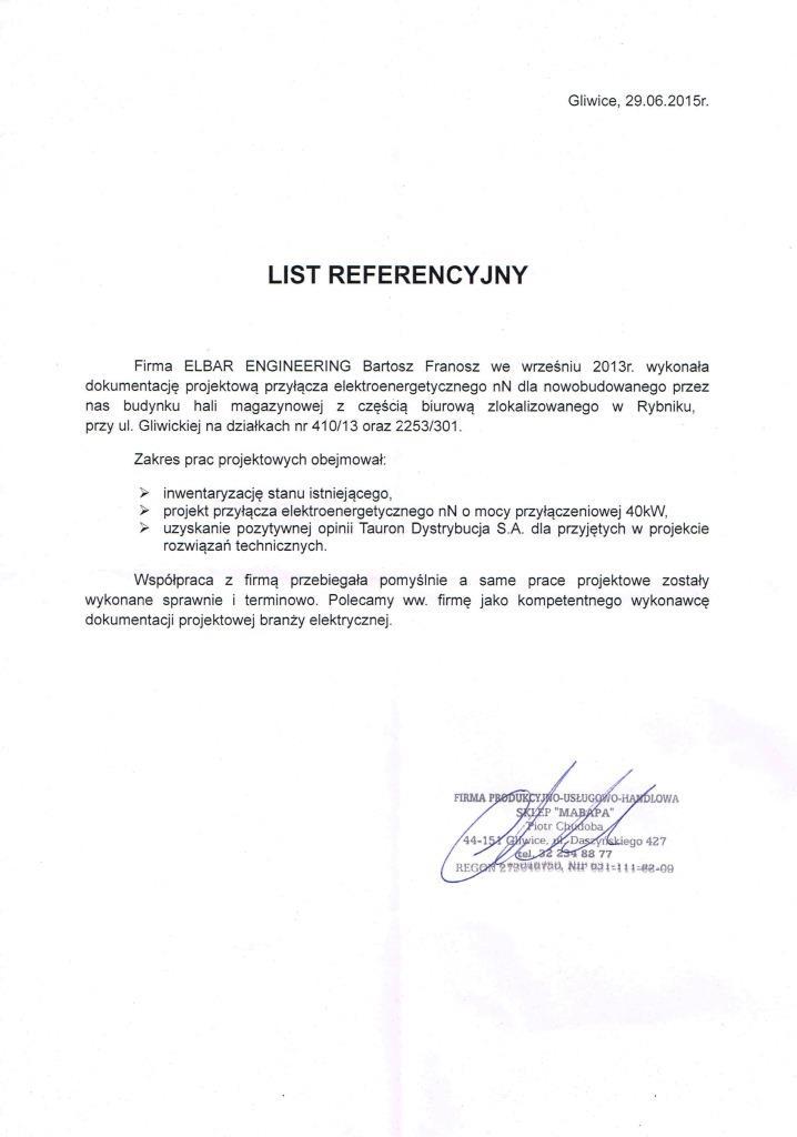 LIST REFERENCYJNY_Mabapa